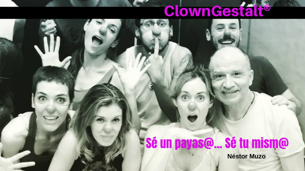 Introductorio de ClownGestalt en Madrid
